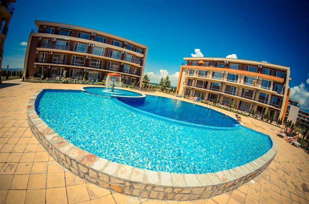 new Studio apartment for sale in Burgas, Sunny Beach