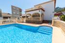 Villa for sale in Sagra, Alicante, Spain