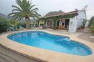 Villa for sale in Murla, Alicante, Spain