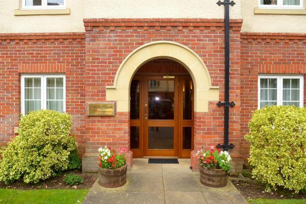 Amberwood Lodge Entrance