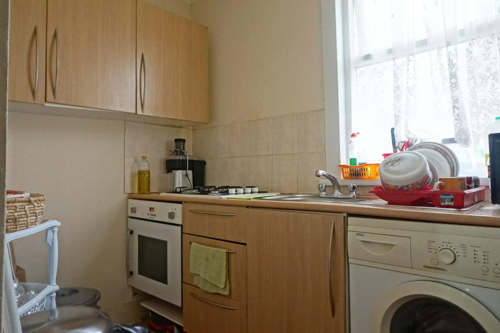 Upstairs kitchen or Bedroom 3