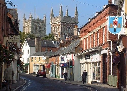 Historical Wimborne