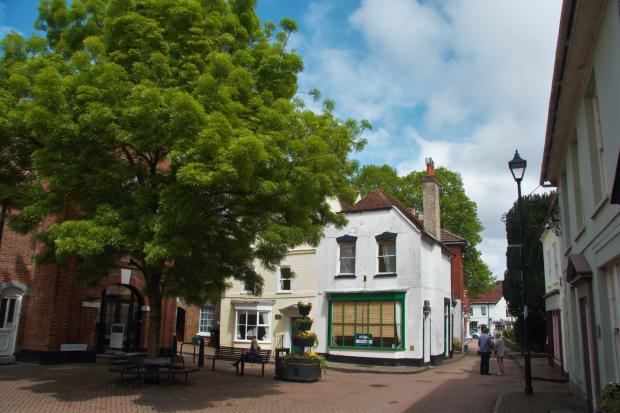 Peel House Wimborne