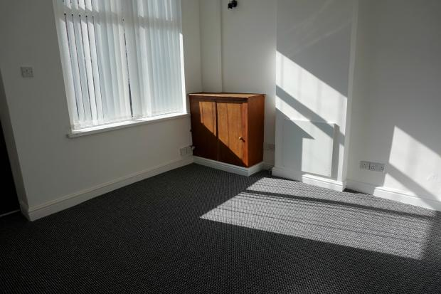 Lindley St Living Room