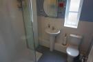 En suite double shower room