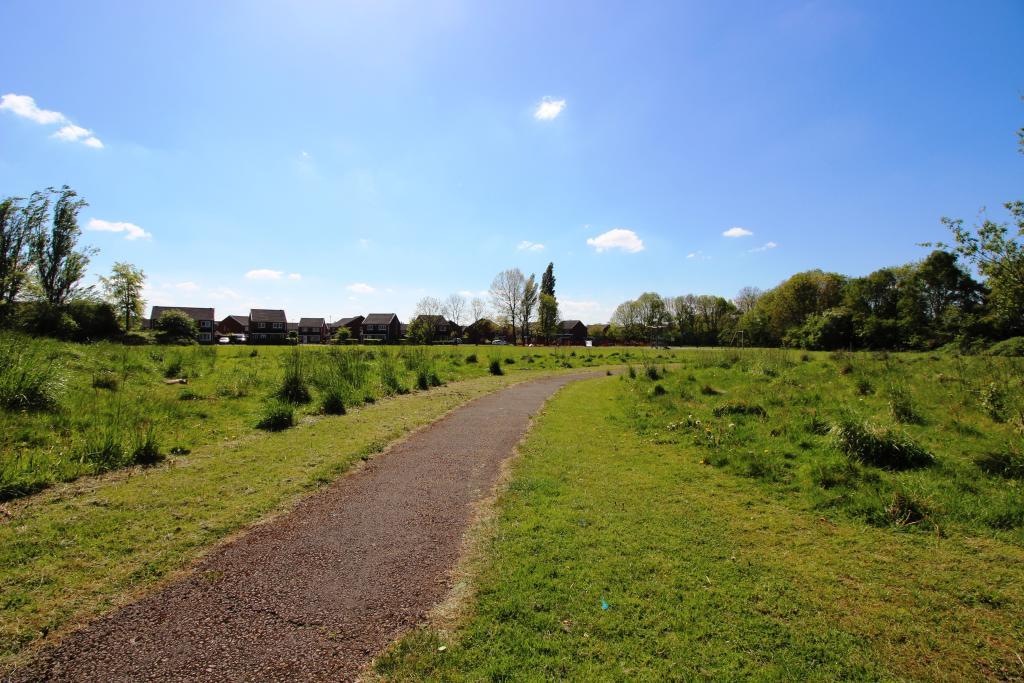 Park Across Road