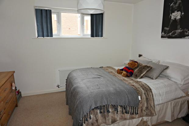 Ladybower Way Bedroom