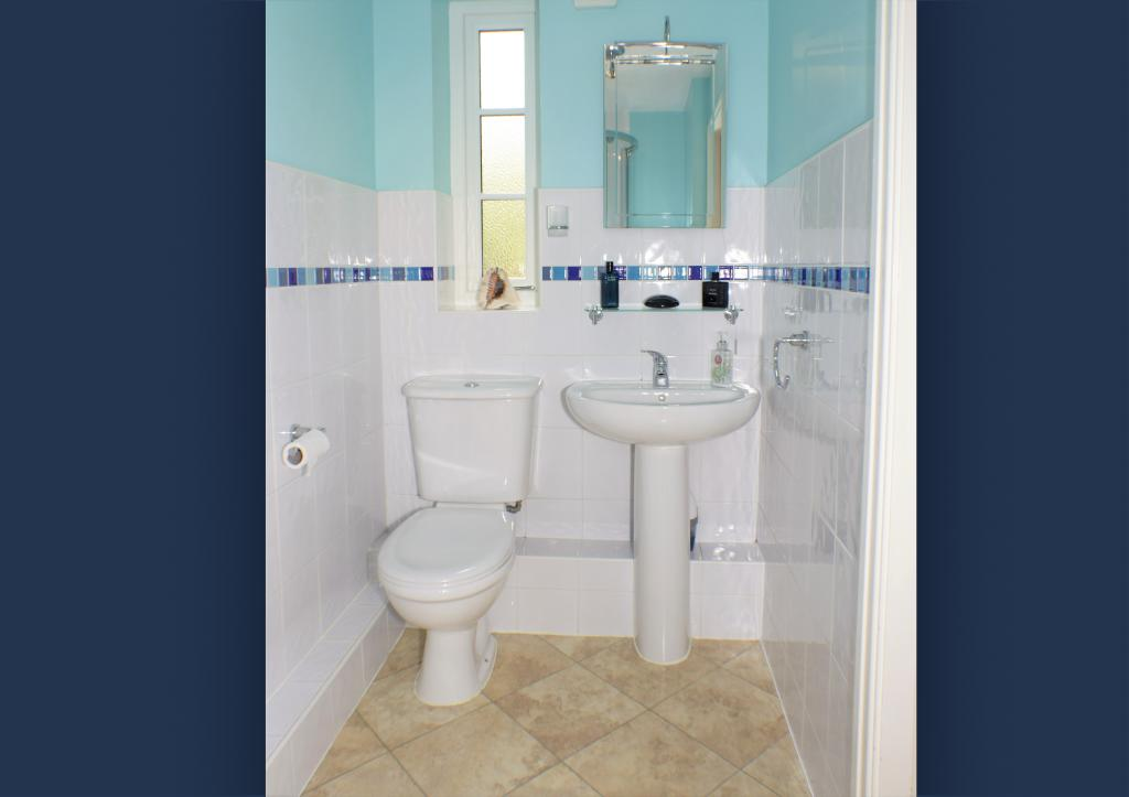 Shower room. Low Mill, Caton. Lancaster. Estate Agent. YOPA.