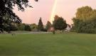 Photo of Property across village green could this be your 'Pot of Gold' ?