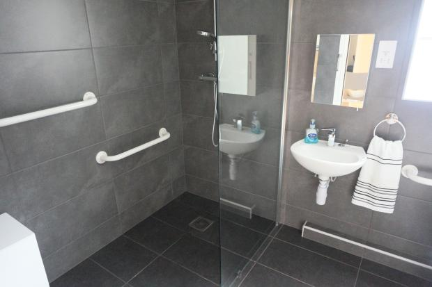 Re-fitted Wet Room