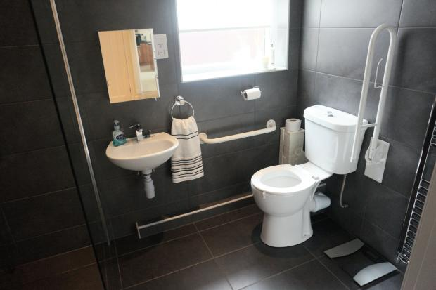 Re=fitted Wet Room