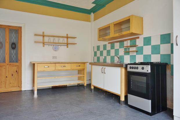 Kitchen Diner. Leeds Road, Blackpool estate agent. YOPA. Kitchen diner.JPG