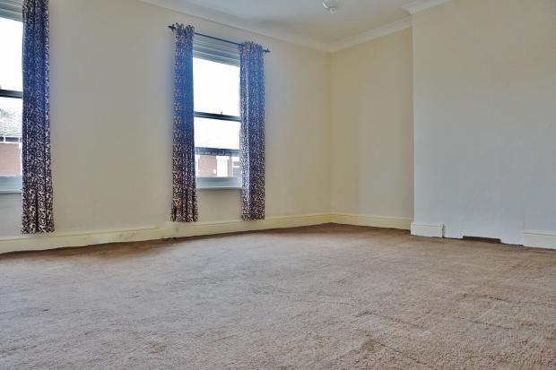 Master Bedroom. Leeds Road, Blackpool estate agent. YOPA. Master..JPG