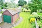 Rear garden from bedroom 2