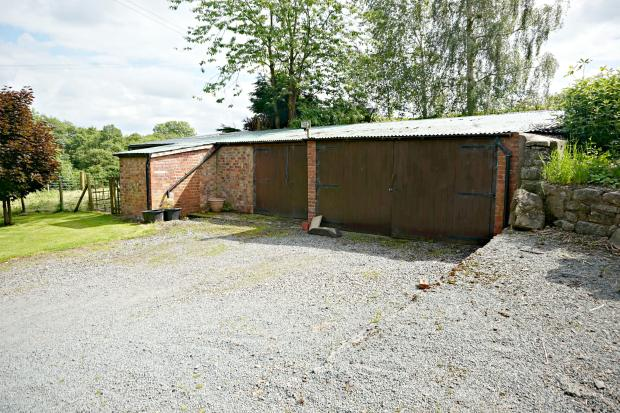 Outbuildings and stables