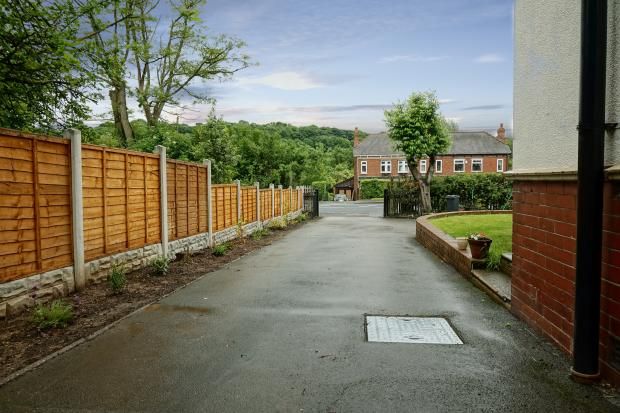 Driveway 167 rotherham rd