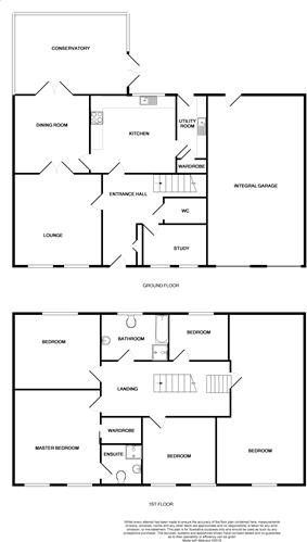 Floorplan 142 Smorrall Lane, Bedworth, CV12 0GD