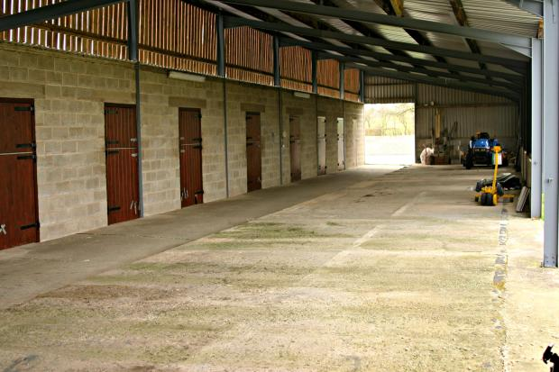 American Style Barn and Stables