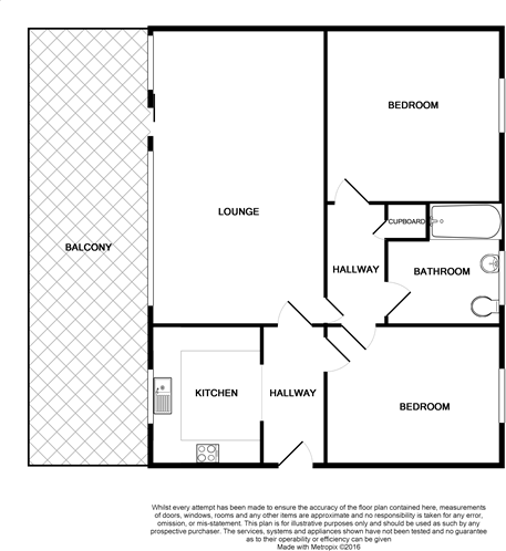 Meadow Floorplan