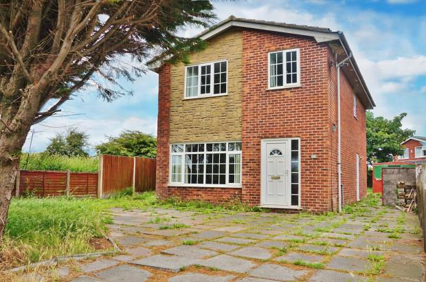 Front.Pilling Close. Southport Estate agent. YOPA