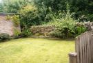 Rear upper garden