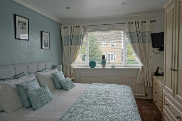 19 The Links Bedroom One
