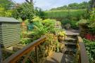 Rear Aspect View Onto Garden