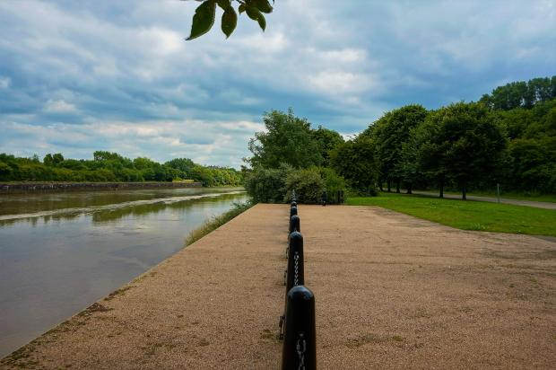 Local Area. Riverside park.JPG