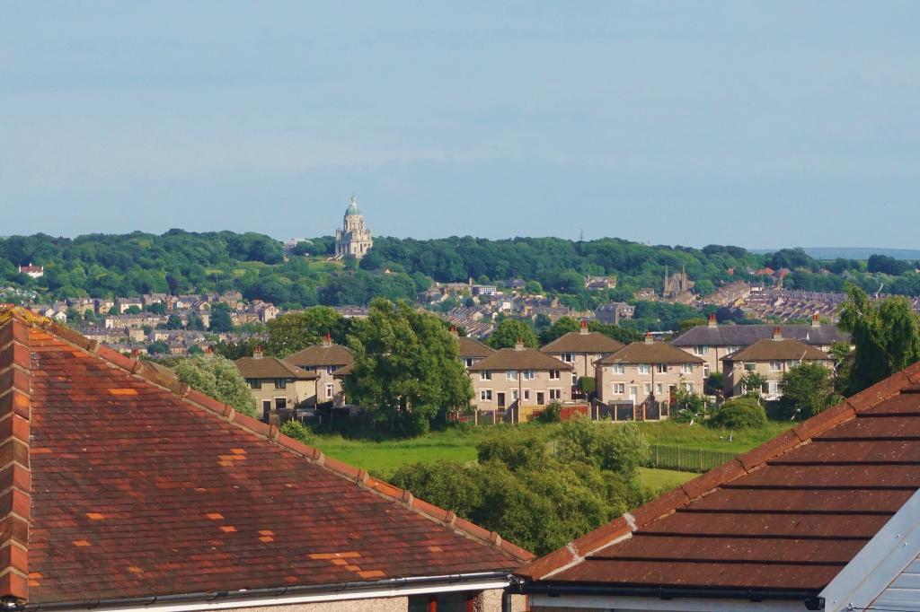 View of Ashton Memorial Lancaster