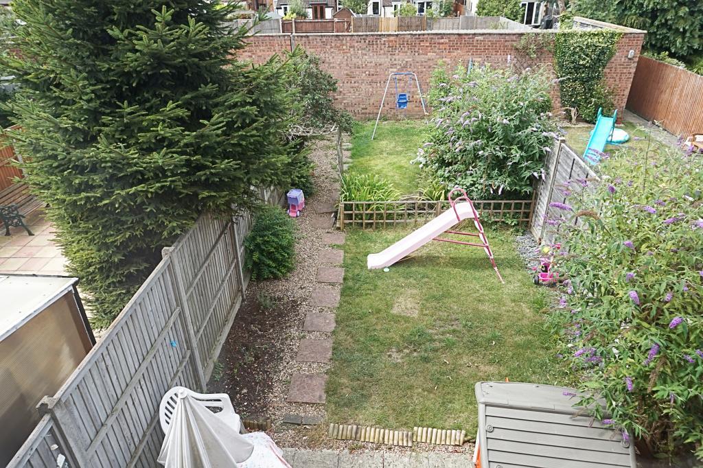 Garden Ariel View