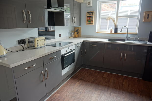 Re-fitted Kitchen/Diner