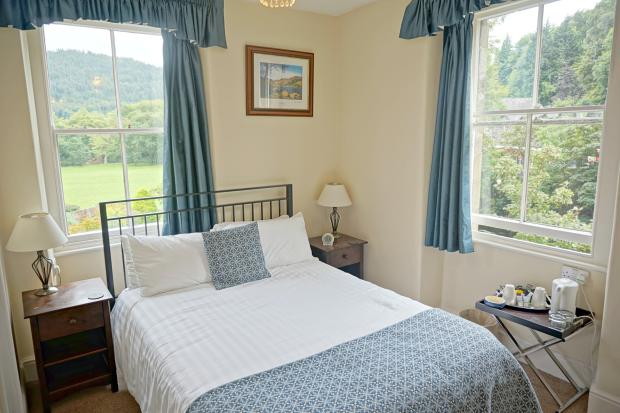 Double Bedrooms with stunning views