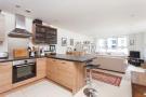 Kitchen / Reception Area