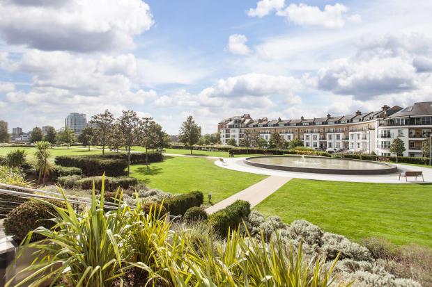 Riverside Gardens Alternative Aspect