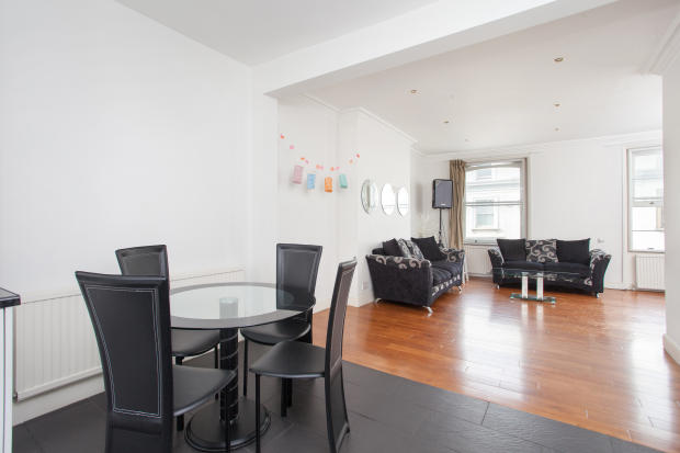 Dining Area through to Reception