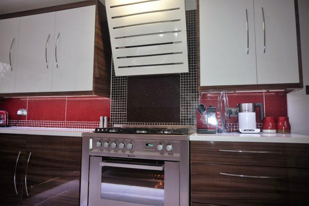 Fitted Oven
