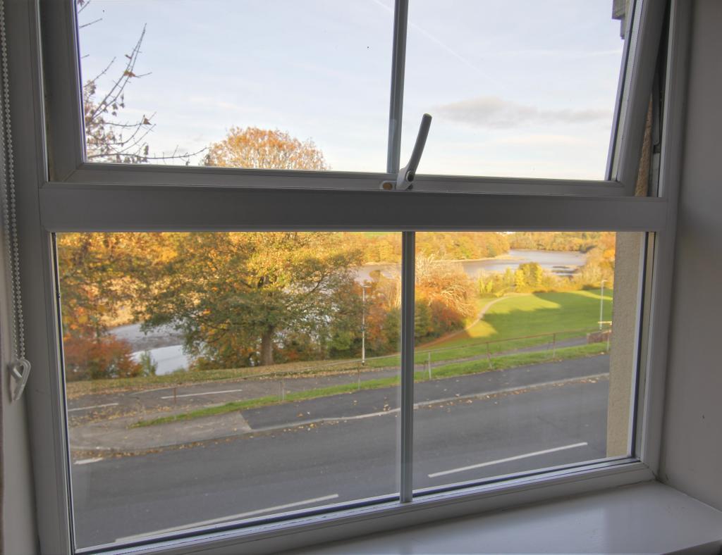 View from Bedroom 1 window