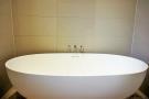 Solid Stone Bath