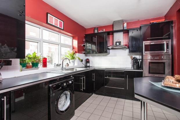 Onyx - Kitchen Done Wonderfully