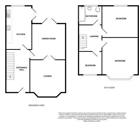 Floorplan Dudley