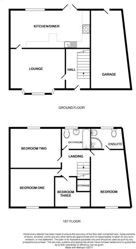 Floorplan 5 marks