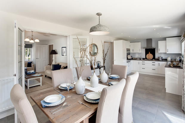 2. Typical Dining Area