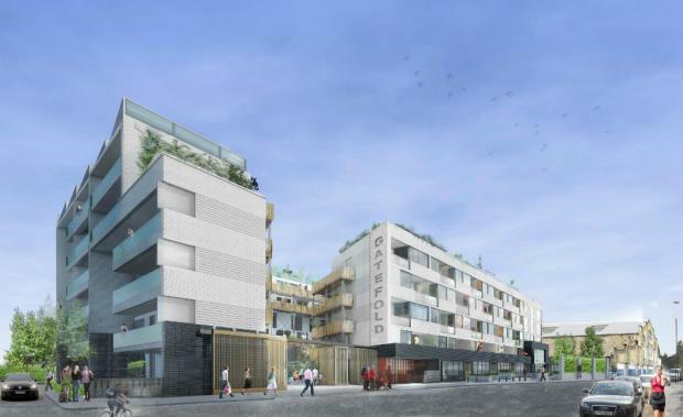 Gatefold Building