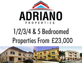 Get brand editions for Adriano Properties Ltd, Lugbe, Abuja