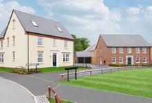 David Wilson Homes, Elm Tree Park, Beverley