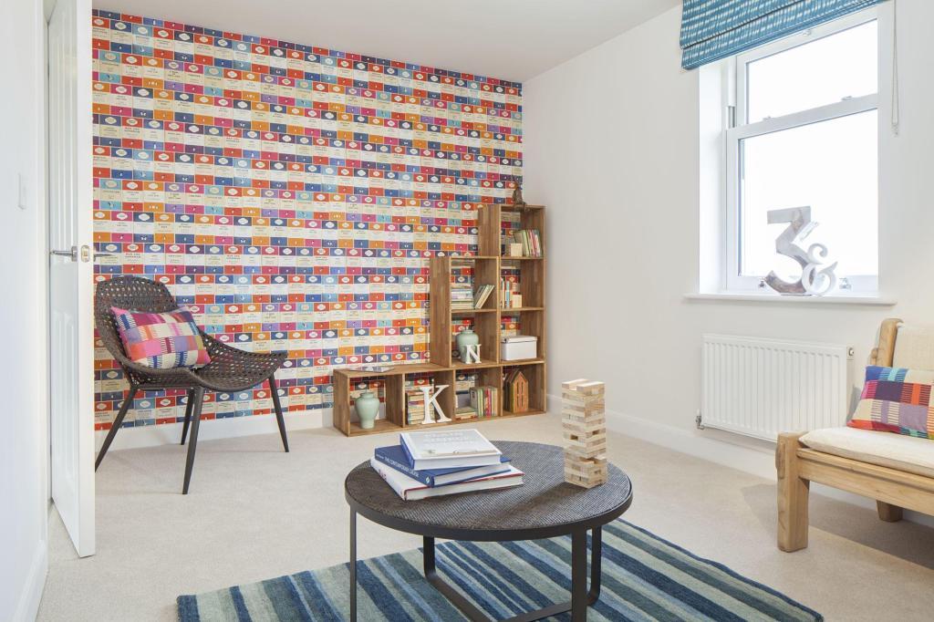 Bedroom 5/ Playroom