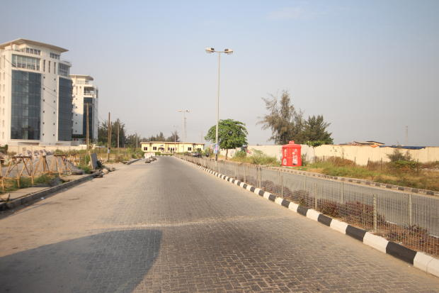 View of Road 1