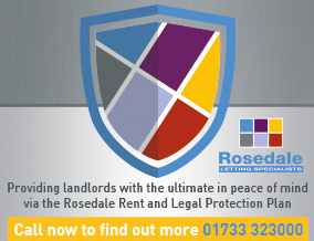 Get brand editions for Rosedale Property Agents, Peterborough - Lettings