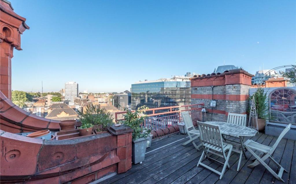 Roof Terrace/Views