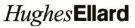 Hughes Ellard , Fareham logo